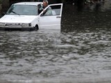 Бразилският град Сао Пауло е под вода след обилни валежи