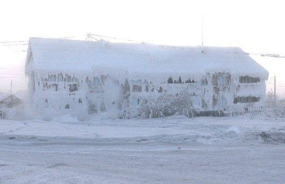 Дете замръзна на връщане от училище в Източен Сибир