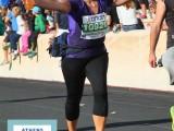 Picture: Българка свали 20 кг и спечели медал от Автентичния маратон в Гърция
