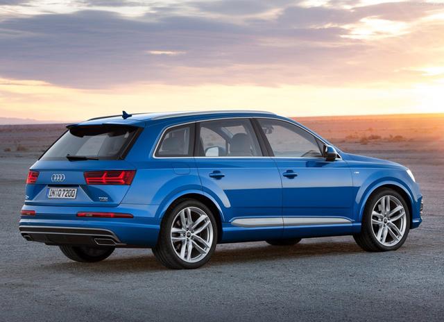 Новото Audi Q7