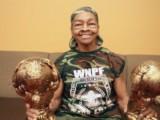 Picture: 77 - годишна баба спечели състезание по вдигане на тежести