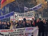 антиислямска демонстрация в Дрезден