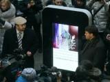 Picture: Продадоха паметника на Стийв Джобс за 10 милиона рубли