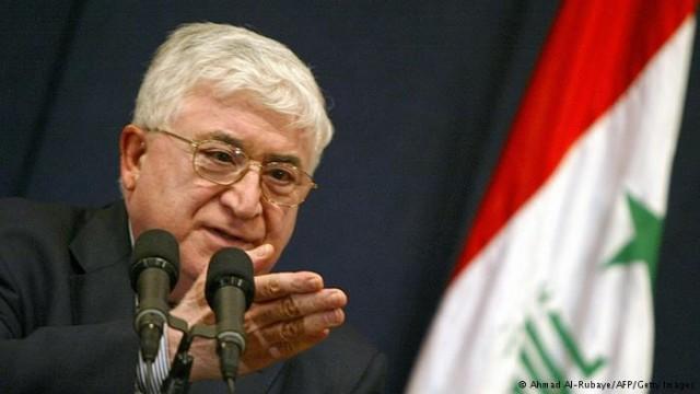 Иракският президент Фуад Масум