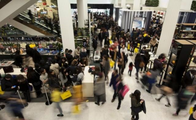 Следколедният пазар чупи рекорди във Великобритания
