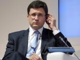 Руският министър на енергетиката Александър Новак