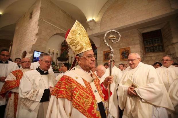 патриарх на Ерусалим Фуад Туал