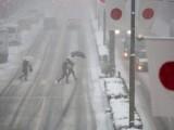 Япония блокирана от опасно лошо време