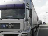 """Picture: ТИР е навлязъл рано тази сутрин в насрещното платно на магистрала """"Тракия"""""""