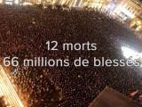 Picture: 12 убити, 66 милиона ранени
