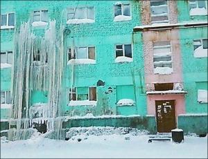 Спукана тръба замрази целия град