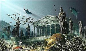 Изчезналата Атлантида
