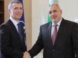 Picture: Борисов и Столтенберг обсъдиха парите за отбрана