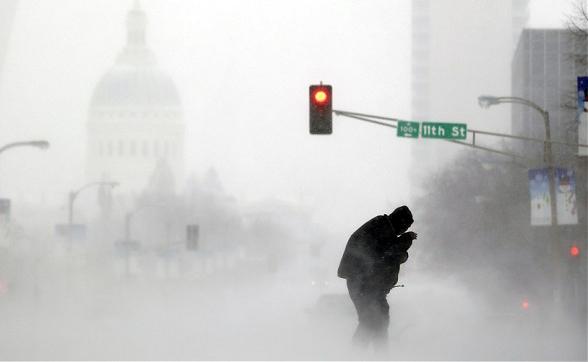 Историческа снежна буря в САЩ