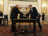 Picture: Ципрас положи клетва като премиер на Гърция