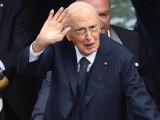 Picture: Президентът на Италия връчва оставка