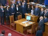 Само няколко министри с принос за доверие към кабинета