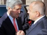 Picture: Американският държавен секретар – впечатлен от Бойко Борисов