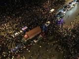 Десетки жертви на новогодишна блъсканица в най – големия град Китай