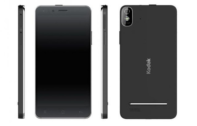 смартфон на Kodak 2