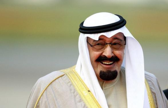 Почина кралят на Саудитска Арабия