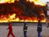 Тероризмът в Либия ескалира
