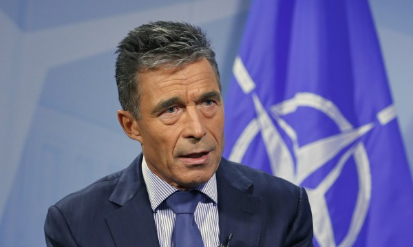 Шефът на НАТО