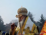 Picture: Стотици софиянци се събраха пред храма за Богоявленския Водосвет