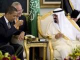 Picture: Обама обсъжда цените на петрола в Саудитска арабия