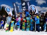 Picture: Пампорово – домакин на кръг от световните серии по сноуборд
