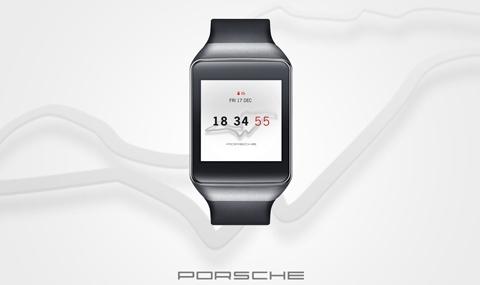 Безплатно приложение за феновете на Porsche