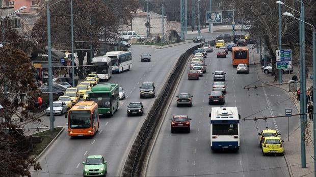 Интелигентна система за контрол на трафика