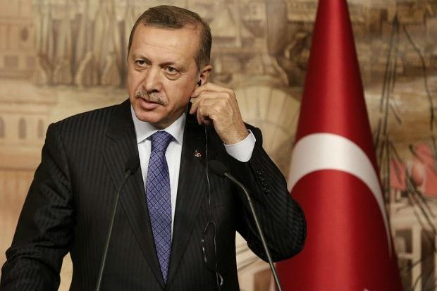 Турският премиер
