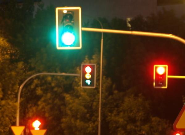 Умни светофари
