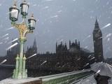 Тежка зима във Великобритания