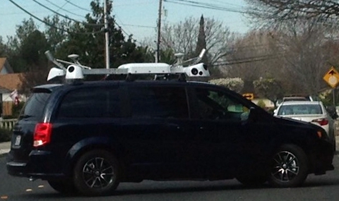 автомобил на Apple