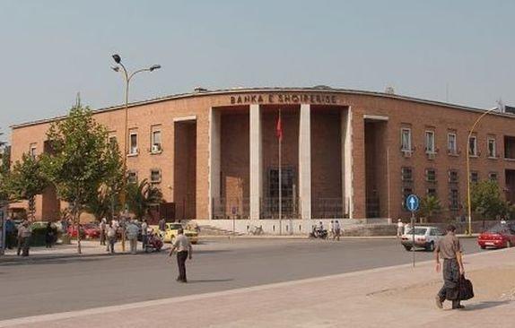 Обраха банка в Албания