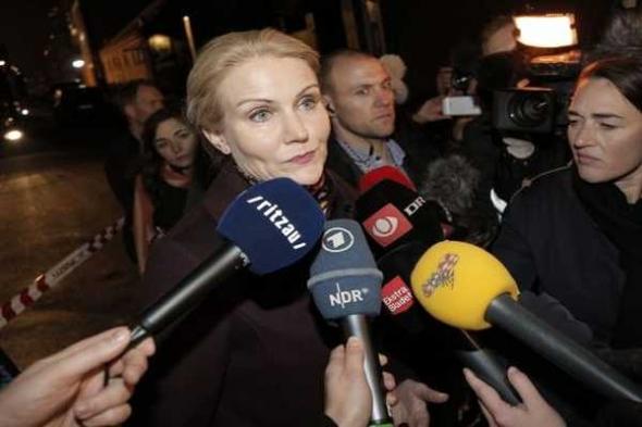 Премиерът на Дания се обяви в защита на демокрацията и еврейската общност
