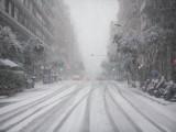 Picture: Студ и сняг блокираха Испания