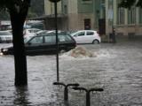 Силен дъжд наводни Бургас и областта