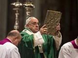 Папа Франциск скърби за убитите египетски християни