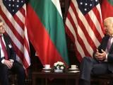 """Picture: Среща на """"четири очи"""" – Плевнелиев и Джо Байдън"""