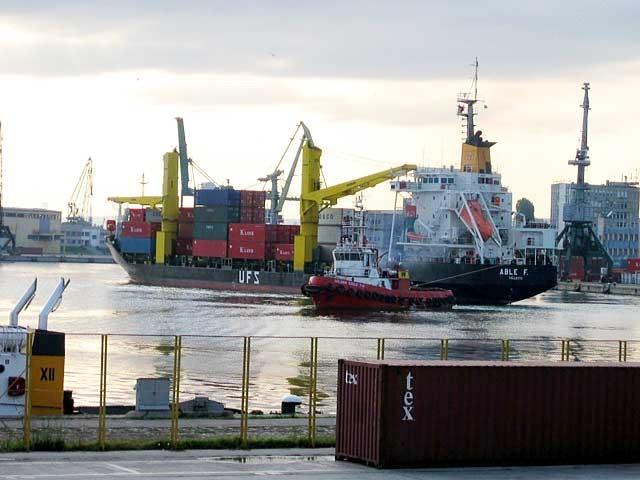 пристанище - Варна