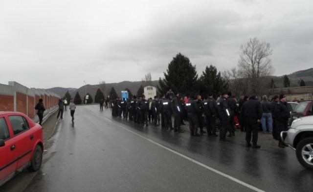 Протест на животновъди от благоевградско