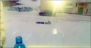 Леден ад в Сибир