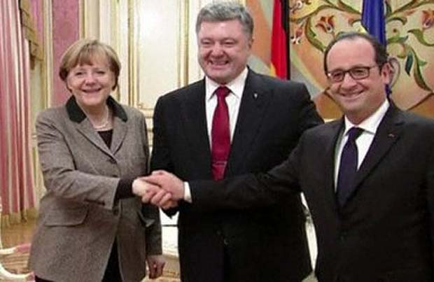безусловен мир в Източна Украйна