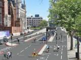 Picture: Лондон е първият град в Европа, който ще строи магистрала за велосипедисти