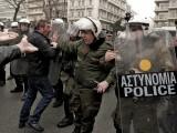 Picture: Сблъсъци в центъра на Атина