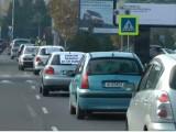 """Picture: Протестен автопоход на магистрала """"ТРАКИЯ"""" заради руските туристи"""