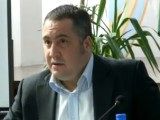 Picture: Слави Бинев внася в ЕК доклад за медийната среда в България